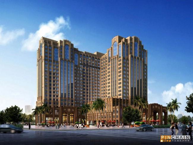 喜来登:亚太区酒店100家,还有50家待建