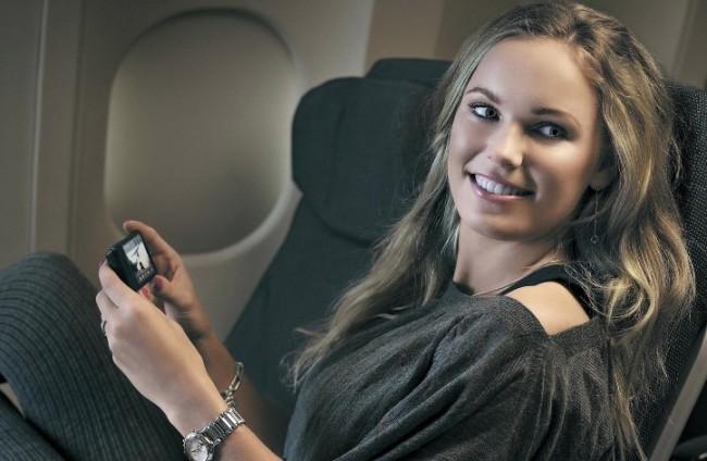 Gogo:发布航空应用,用户在高空收发短信
