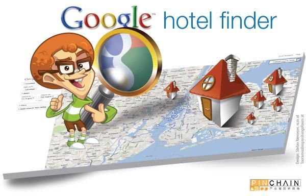 谷歌:推出移动手机版Hotel Finder应用服务