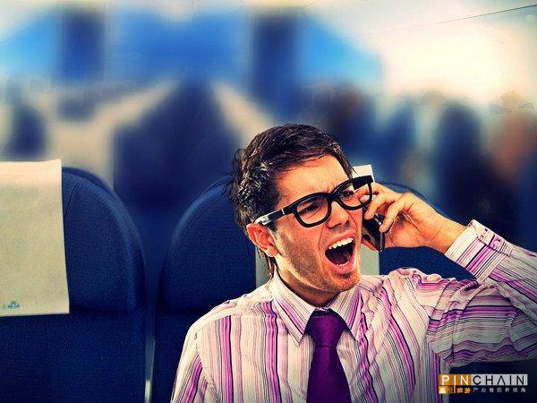 解禁:欧洲宣布允许乘客飞机起降时用手机
