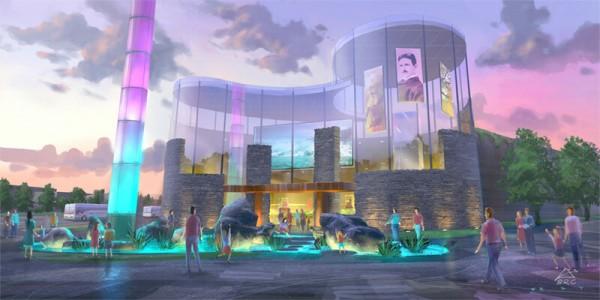 智慧旅游:尼亚加拉瀑布体验中心规划方案