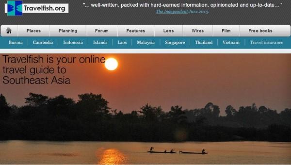 品橙解读:Travelfish,专注东南亚旅行指南