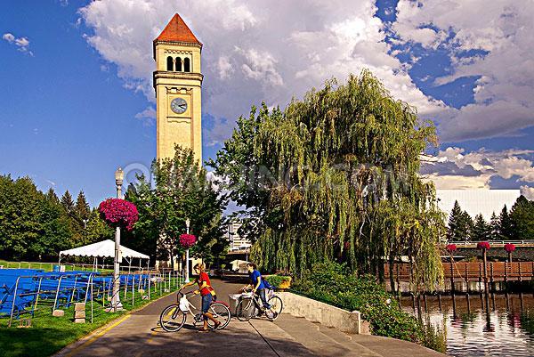 斯波坎谷:创造自行车地图,推广特色路线