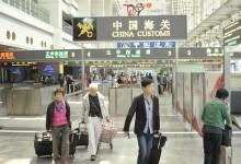 上海:2013年口岸出入境人员近3000万人次