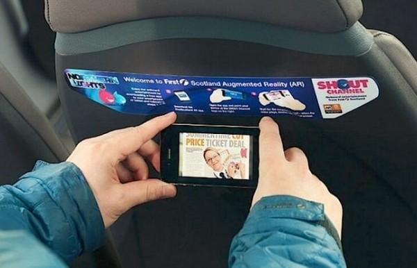 智慧旅游:苏格兰巴士推新App支持车上娱乐