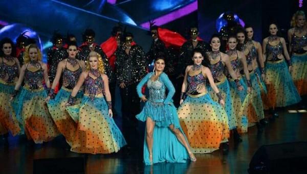 佛罗里达:为印度电影节进行印度文化培训