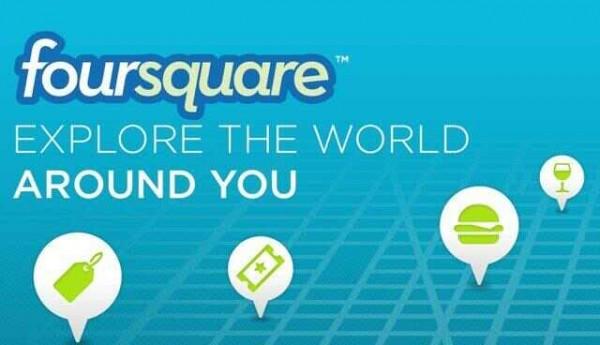 Foursquare:微软1500万美元投资签到鼻祖