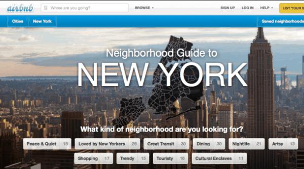 Airbnb:TPG或将领投 完成高达5亿美元融资