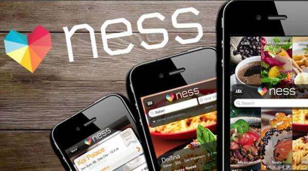 Ness:被OpenTable以1730万美元收购即关闭