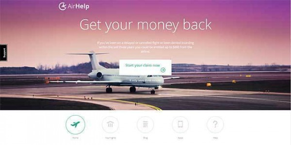 AirHelp:航班延误或取消,替你向航企索赔