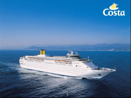 """歌诗达邮轮:海上通讯用""""MyCosta Mobile"""""""