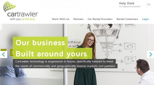 租车平台:CarTrawler获得近5亿美元投资