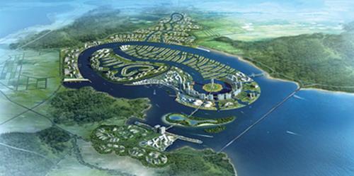 中弘股份:募集30亿用于海南如意岛旅游开发
