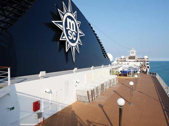 MSC地中海邮轮:订造两艘16万吨全新旗舰