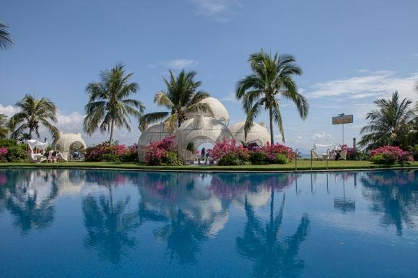 海南:旅游地产项目千余个,酒店温泉为引擎