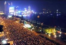 上海:清明节旅游客流大增 部分景点同比翻番