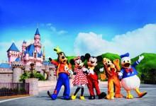 上海:国际旅游度假区 迪士尼明年底开门迎客