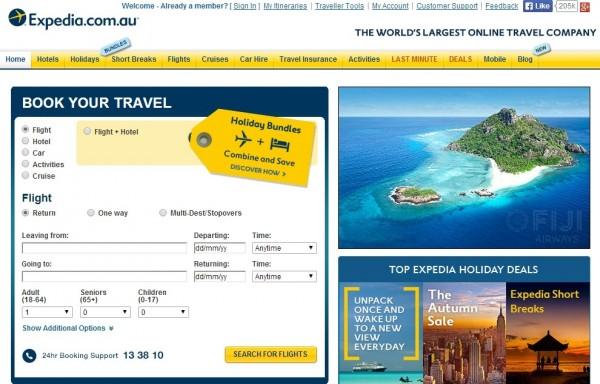 简洁v.s.全面:主流在线旅游网站设计对比