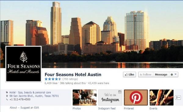 四季酒店:多平台社会化营销助力品牌建设