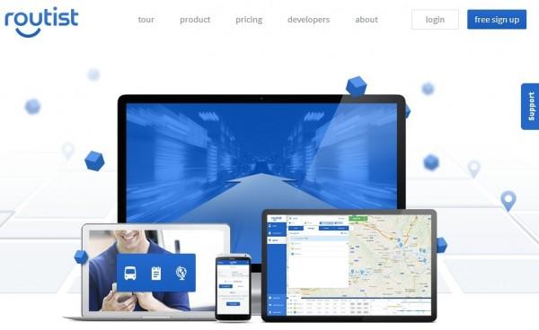 Routist:基于地图的智能多站式线路工具