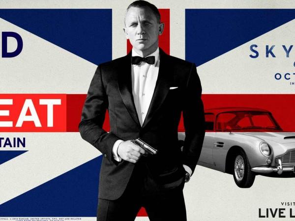 VisitBritain:宝莱坞app 引领英国电影景点