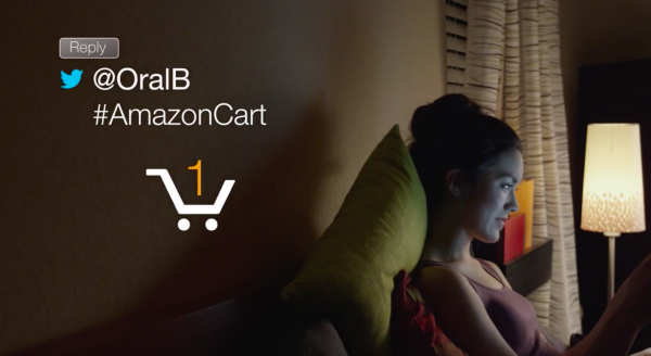 AmazonCart:转发推文 商品就能加入购物车