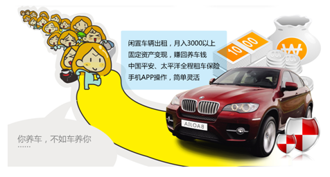 宝驾租车:上线一周获500万美元天使投资