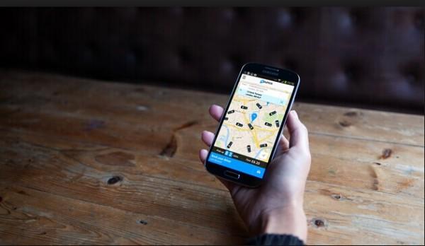 Bounce:交通新App 连接乘客和执照司机