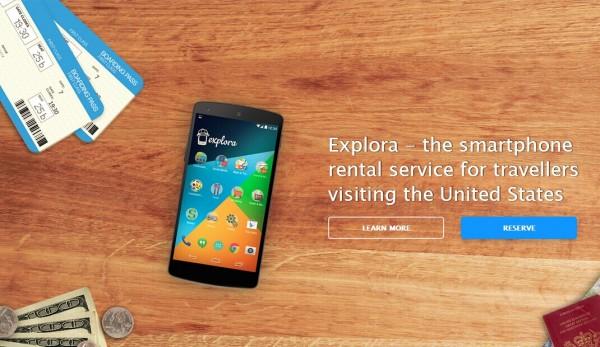 Explora:创业企业解决国际手机漫游难题