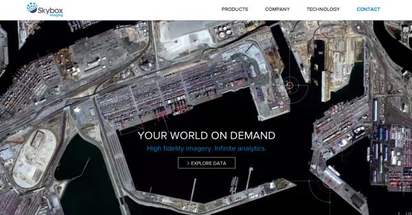 Google:将斥资10亿收购实时卫星图像公司