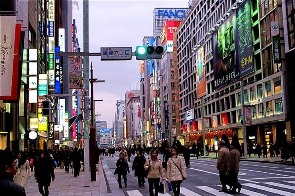 日本政府:希望2020年访日游客突破4000万人