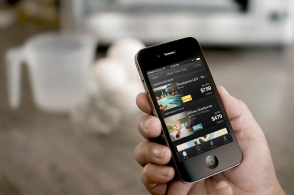 在线旅游:将被智能手机平台彻彻底底颠覆