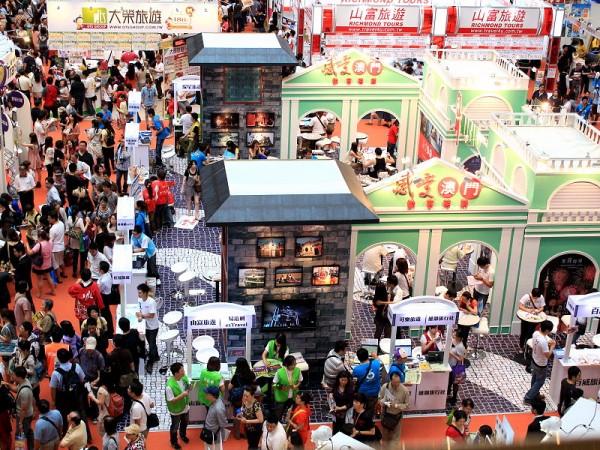 台北:2014观光博览会5月23日至26日举行