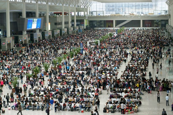 交通运输部:春节假期全国发送旅客3.38亿人次