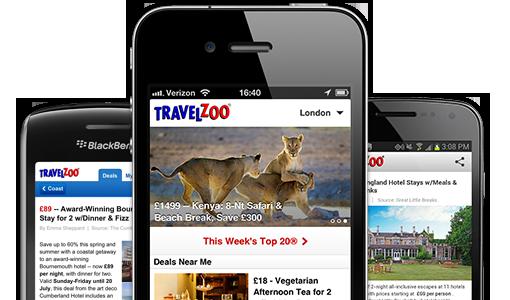 快讯:Travelzoo旅游族APP下载突破400万