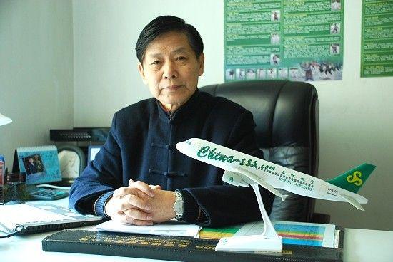 春秋航空:董事长王正华称高铁不会威胁航空