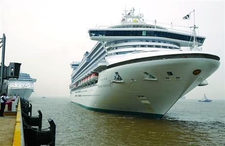 上海:借力宝山综合保税区 邮轮经济将腾飞