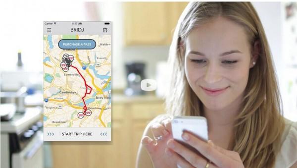Bridj:借助大数据对接豪华巴士和交通缺口