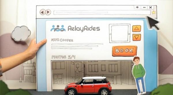 RelayRides:私家车租赁获2500万美元融资