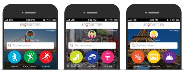 苹果:传收购LBS社交推荐应用Spotsetter