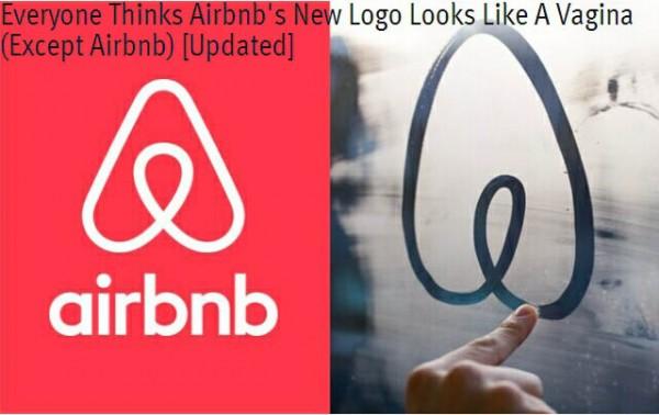 Airbnb:启用全新Logo,造型遭全世界调侃