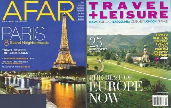 盘点:全球主流旅游杂志  2014Q1业绩表现