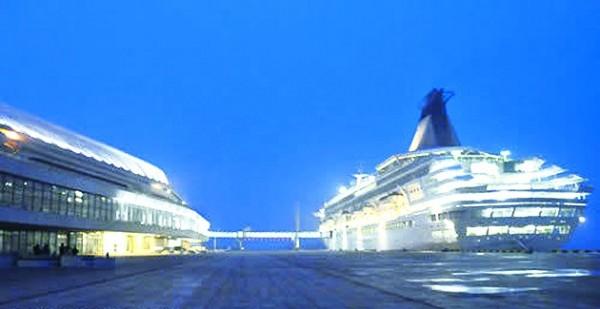 南沙:国际邮轮码头5.4亿招标 欲引港航巨头