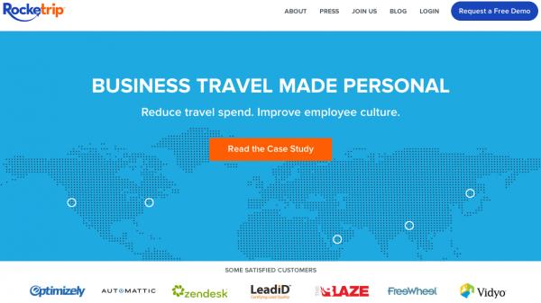 Rocketrip:差旅服务商再获300万美元融资