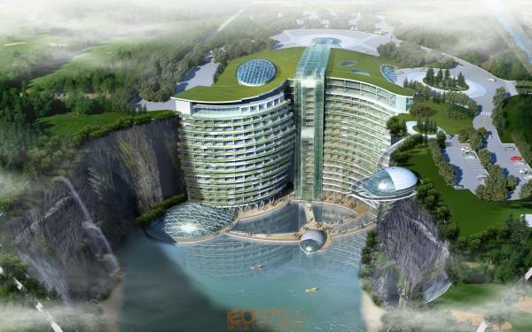 世贸:深坑酒店将改名世茂洲际新体验酒店