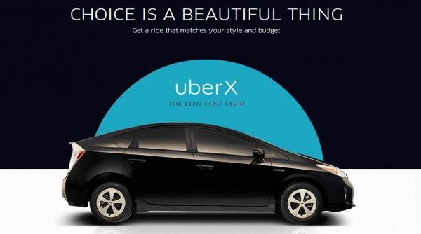 UberX:纽约资费下调2成 首次低于出租车
