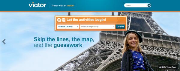 TripAdvisor:收购旅游活动产品提供商Viator