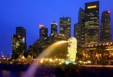 駐新加坡使館將于4月20日起暫停簽證業務