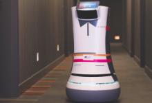Aloft:机器人智能酒店管家引领硅谷科技潮