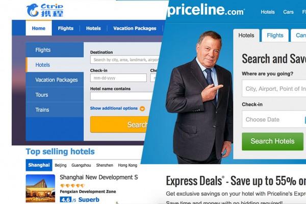 新京报:Priceline投资携程未引起强烈反应